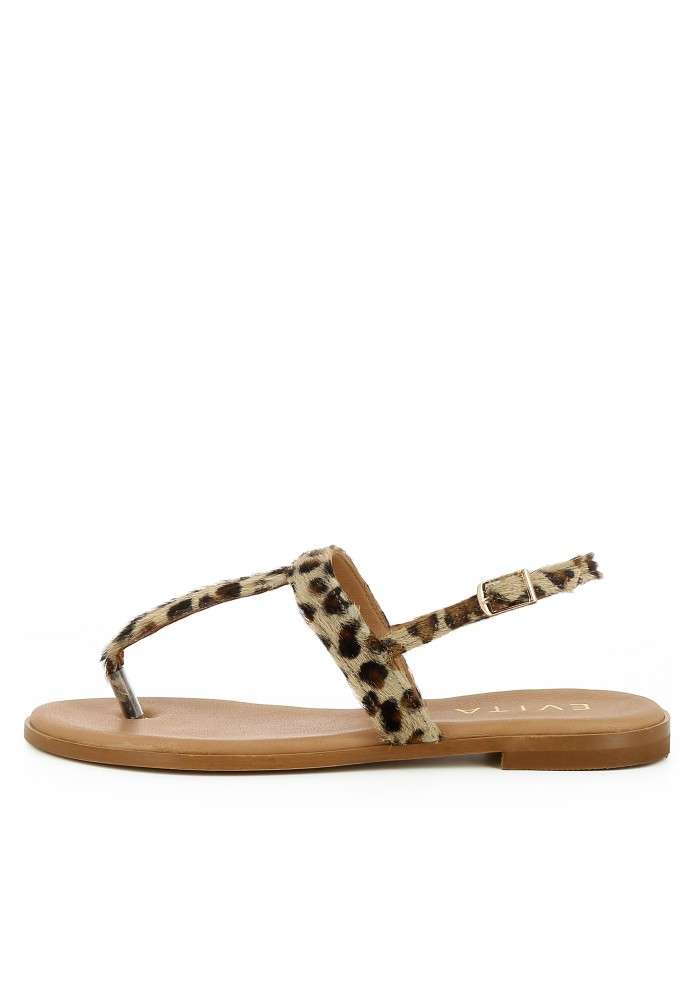 OLIMPIA leopard - Kalbshaar