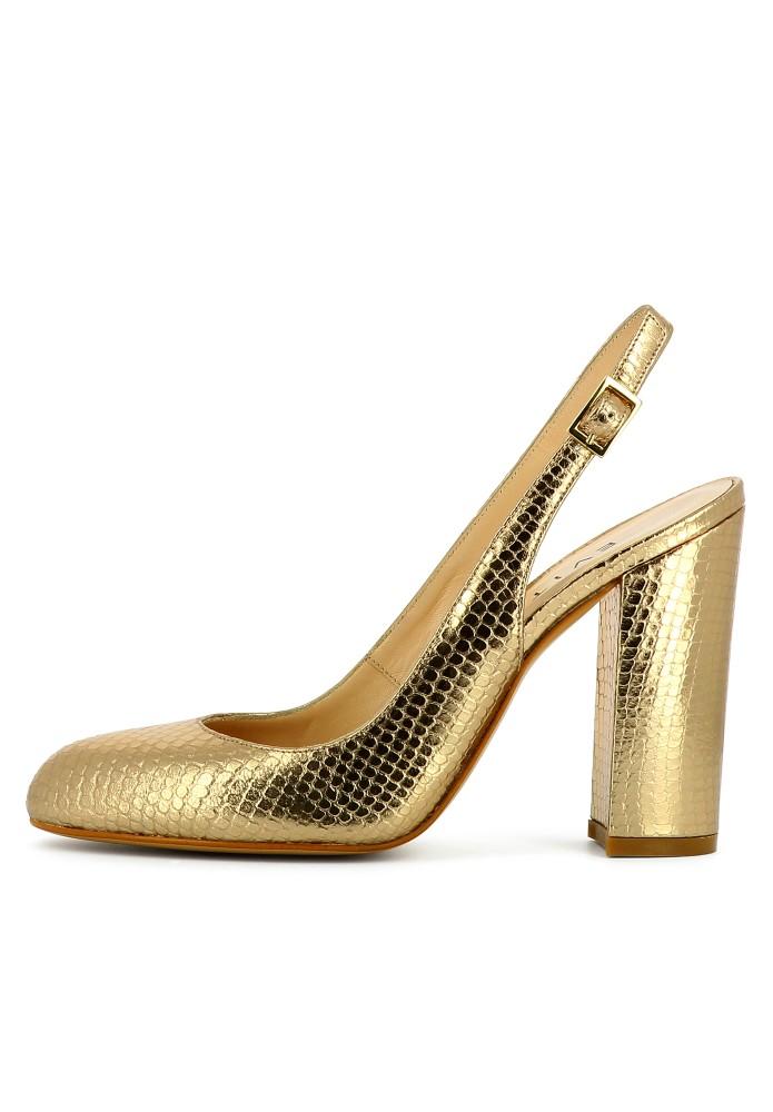 ILENEA gold - Pythonprägung