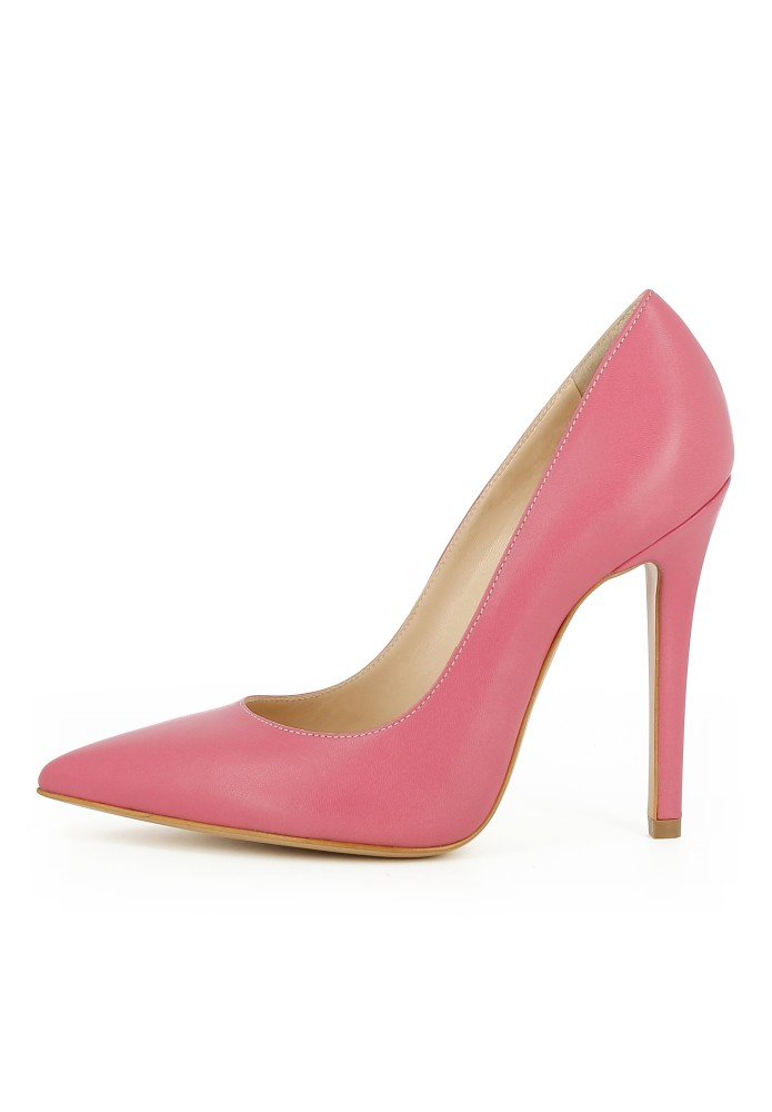 LISA rosa - Glanzleder