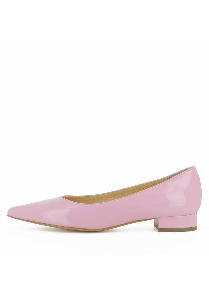 FRANCA rosa - Lackleder