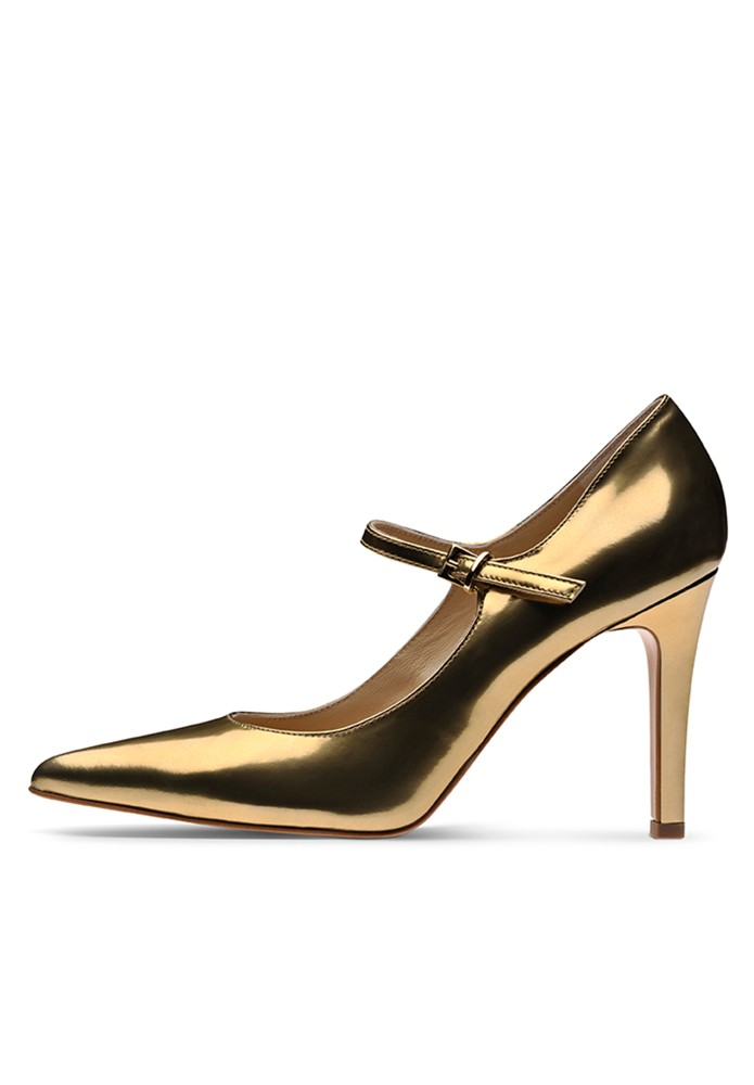 ILARIA gold - Brushleder