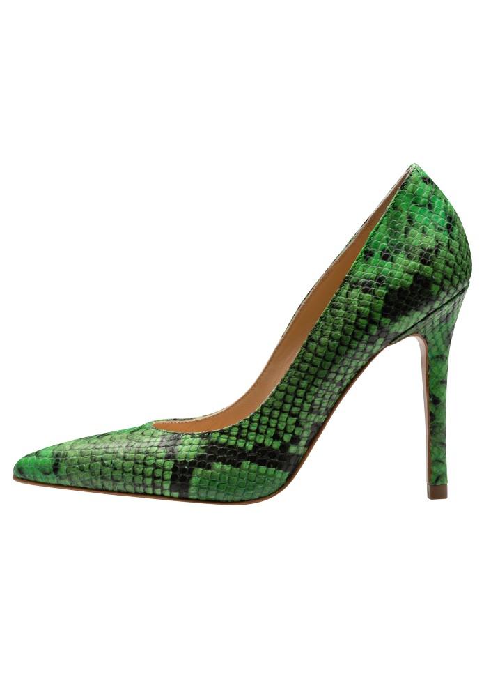 ALINA grün - Pythonprägung